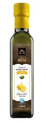 """Оливковое масло с лимоном """"Adria"""", 250 мл."""