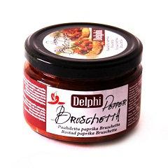 """Брускетта из сладкого перца """"Delphi"""", 230 гр"""