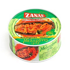 "Баклажаны ""Имам"" в томатном соусе ""Zanae"" 280гр"