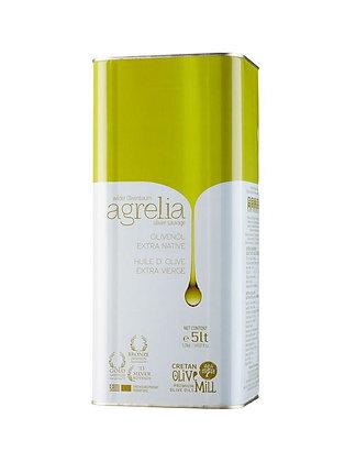 Оливковое масло EV Agrelia 5л/ж.б.