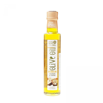 Оливковое масло EV Cretan Mill с трюфелем 0,25л