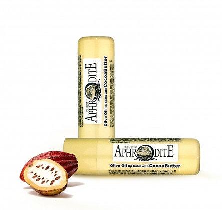 Гигиеническая губная помада с какао Aphrodite 4г