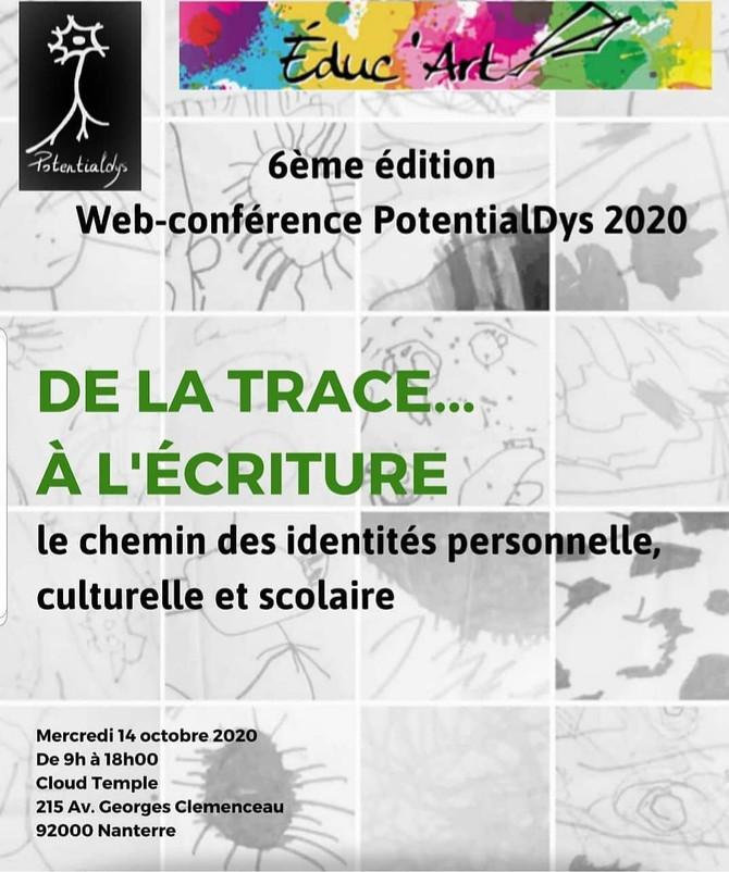 Webconférence Potentialdys
