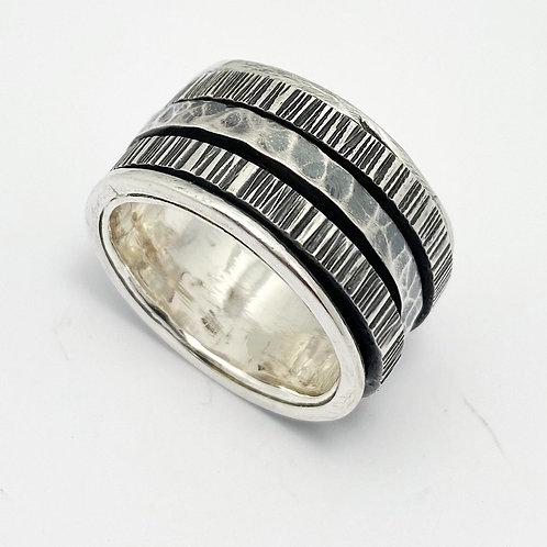 Men's Spinner Ring