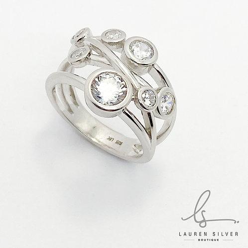 Gems Galore Ring