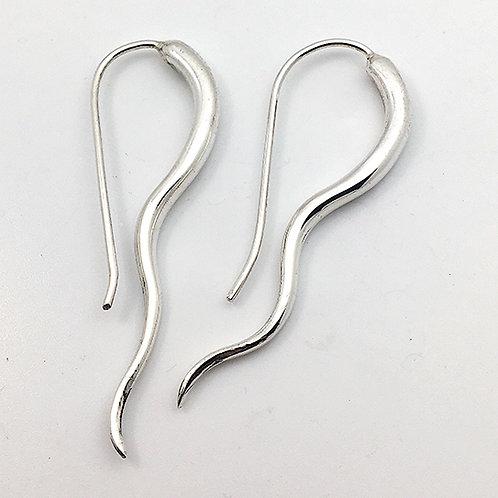 Long Twisty Earrings