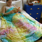 adult's weighted blanket