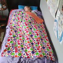 child's weighted blanket