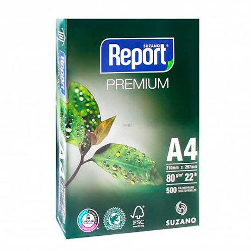 Бумага А4 Copy Paper Report Premium 500л. 80г/м2