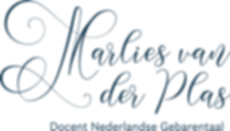 Logo Marlies gebarentaaldocente blauw.pn