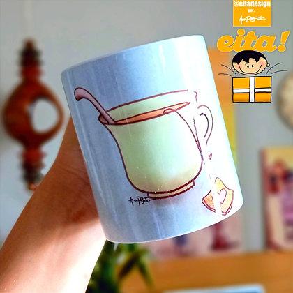 Caneca Xícara de Chá