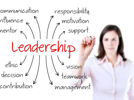Successful Sales Parallels Successful Leadership