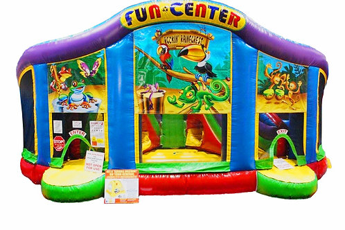 Fun Center Inflatable