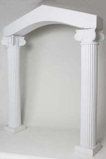Half Colonnade Arch