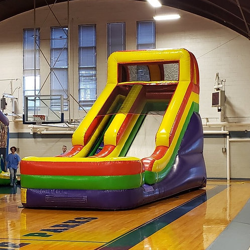 20' Tall Inflatable Slide