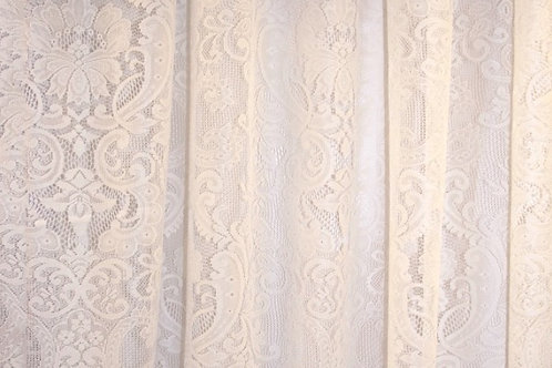 8'x10' Lace Pipe & Drape