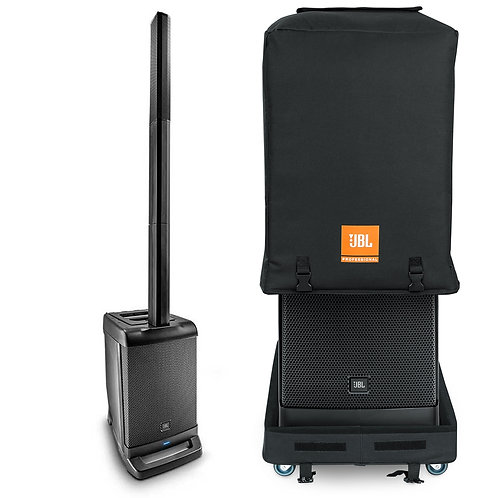 JBL Eon 1 Bluetooth Speakers (Requires Electric) with Microphone