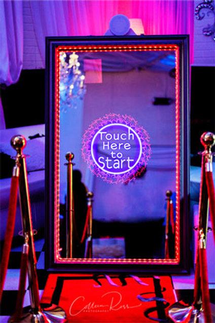 Magic Touchscreen Photobooth