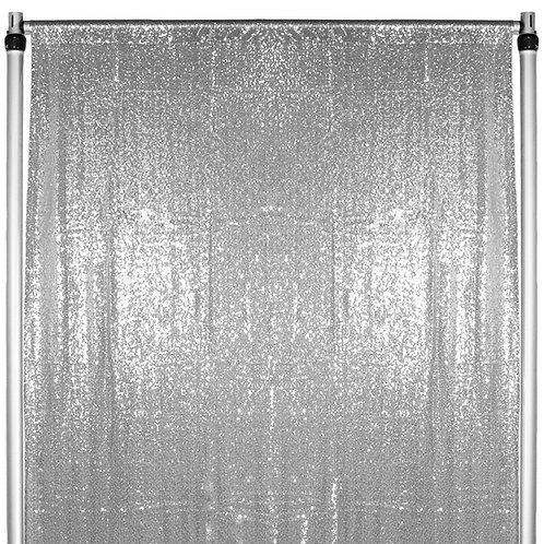 8'x10' Sequin Pipe & Drape