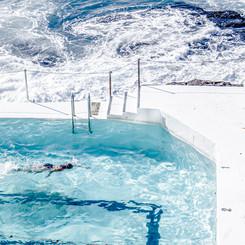 Icebergs by Sunshine & Snowglobes
