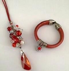 Interchangable jewellery by Snappy Designs