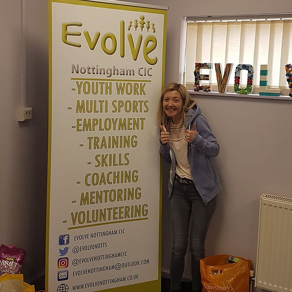 Evolve Nottingham CIC: What we offer for the community.