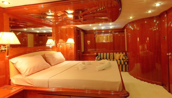 My Dream yacht Charter Turkey 2019-01-28