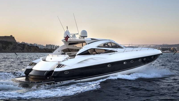 Sunseeker Predator 68 Yacht Charter Turk