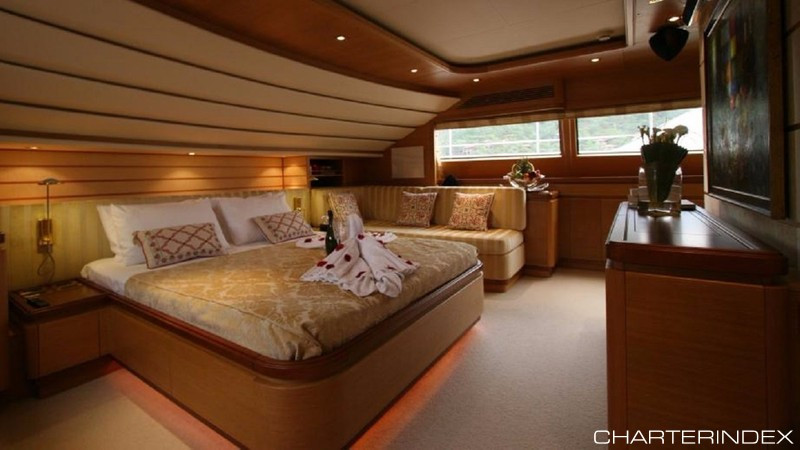Sea Lion II Yacht Charter Turkey 2018-05