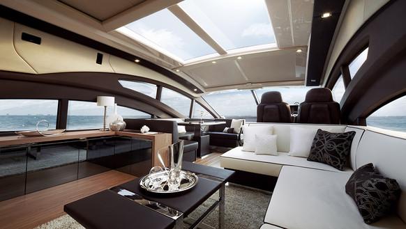 Sessa C68 Yacht Charter Turkey 2011-03-0