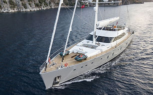 All About U 2 Yacht Charter Turkey 2020-