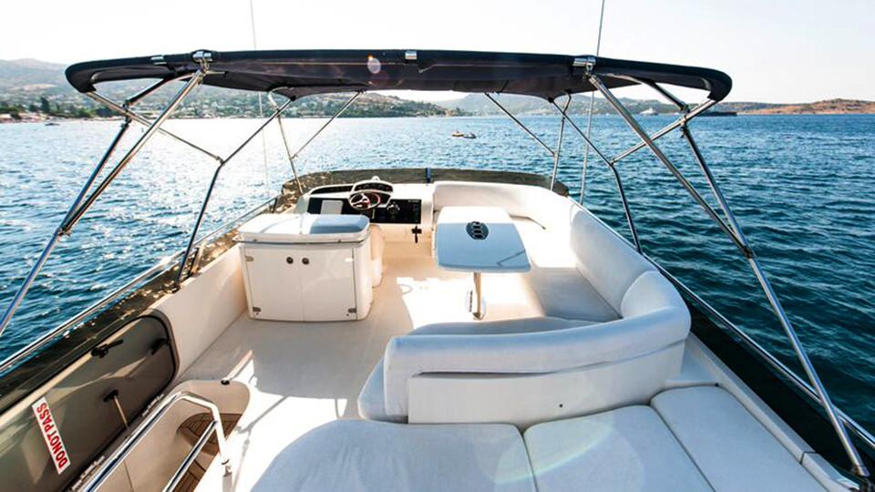 Princess Yacht Charter Turkey 2018-03-28