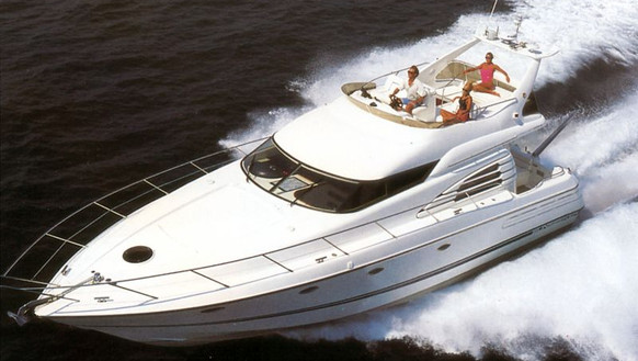 Sunseeker Manhattan 46 Yacht Charter Tur