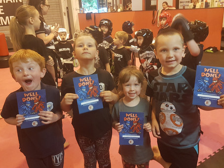 🌟 NINJA WARRIORS 🌟4 New Starters Trying out our Class & all loved our session ✊🚀