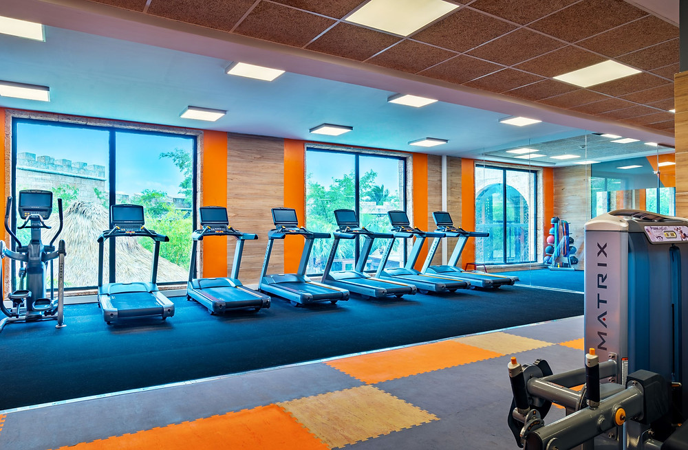 Sanctuary Cap Cana Fitness Center