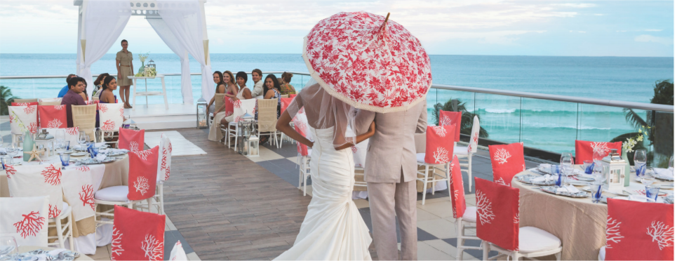 FREE UNLIMITED PRIVATE EVENTS FOR WEDDING GROUPS AT KARISMA!