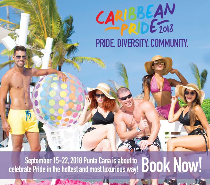 Caribbean Pride 2018 @ Chic Punta Cana
