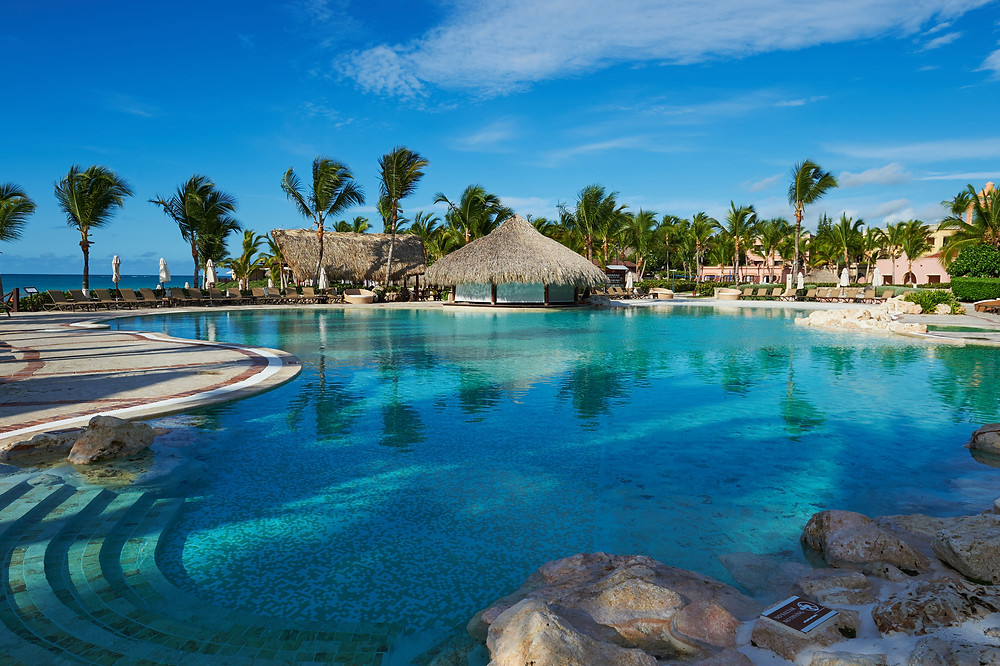 Sanctuary Cap Cana Main Pool