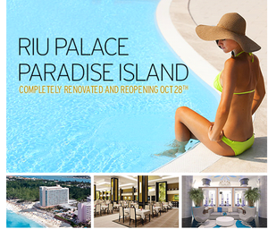 RIU Palace Paradise Island - Now Adults Only