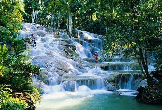 Dunn's Rivera Falls, Jamaica