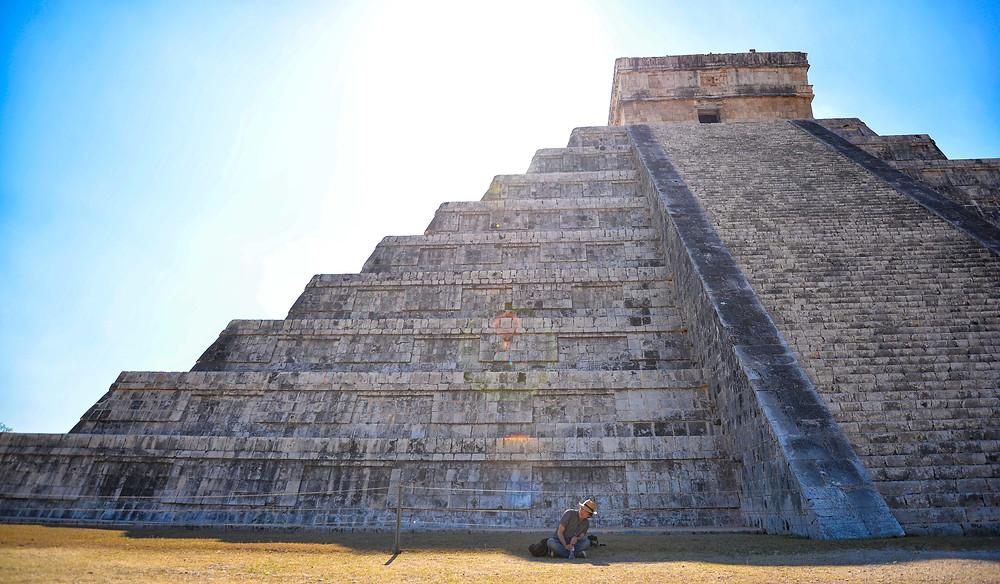 Chichen itza (Mayan Ruins)