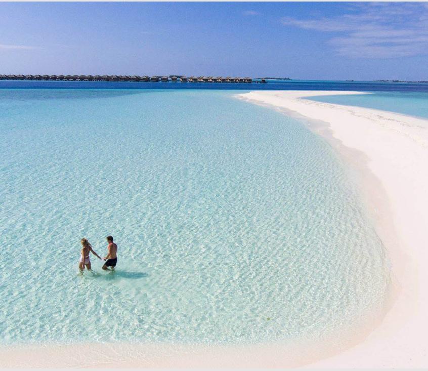 maldives underwater vow renewal beach