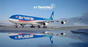Kids fly nearly free  - Air Tahiti Nui promo