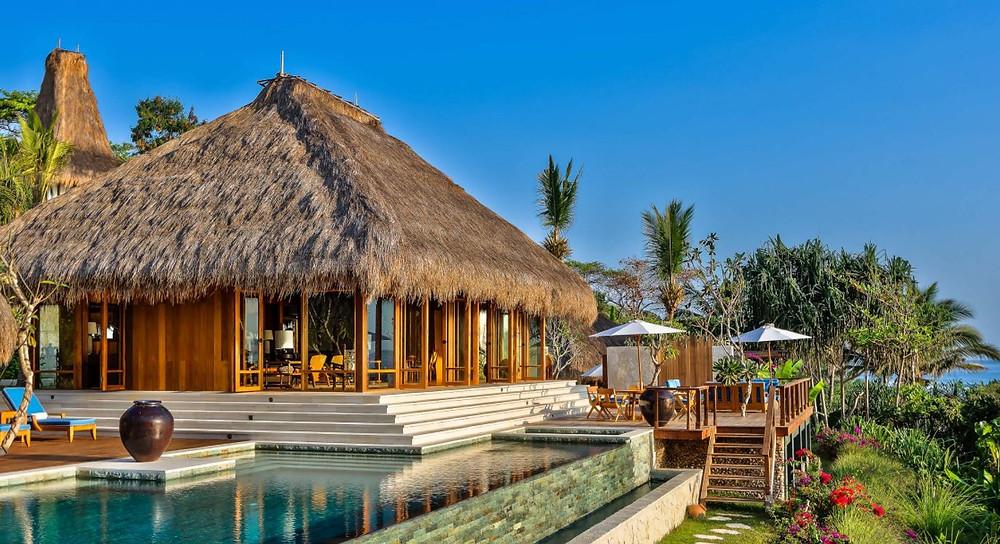 Mendaka villa, Sumba Island
