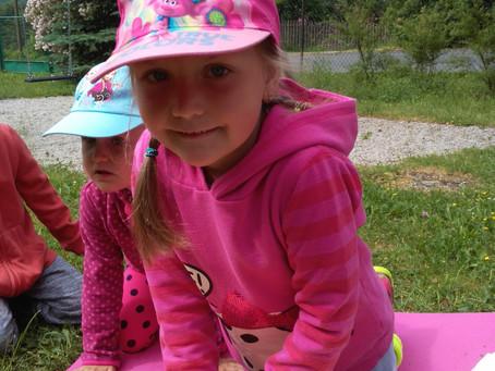 Zážitky s první pomocí v mateřských školách