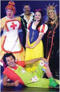 Snow White Pantomine