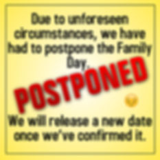 Copy of Postponed notice template - Made