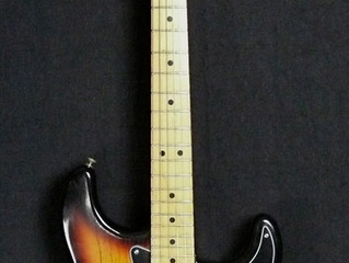 The Fender Stratocaster - A Revolution in Rock n Roll History!