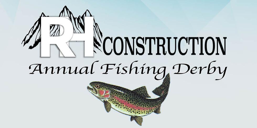 RH Construction Annual Fishing Derby