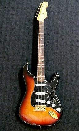 2008 Fender SRV Stratocaster